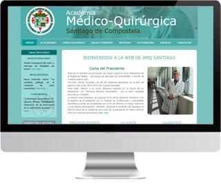 Academia Medico Quirurgica Santiago de Compostela