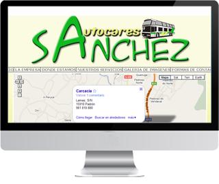 Autocares Sanchez