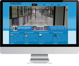Centro de Datos Madrid