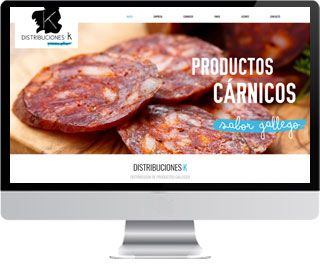 Distribuciones K - Productos gallegos