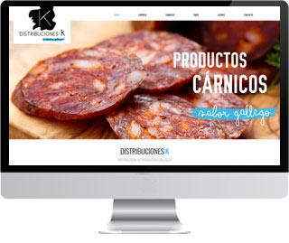 Distribuciones K - Productos gallegos