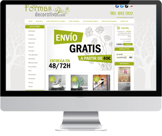 Formas Decorativas