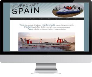 Hovercraft Spain