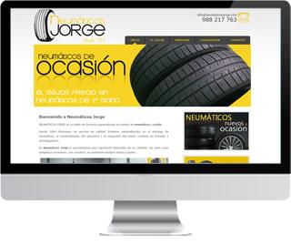 Neumáticos Jorge