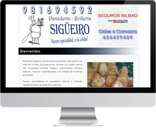 Panadería Sigüeiro