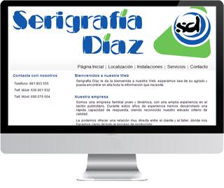 Serigrafía Diaz